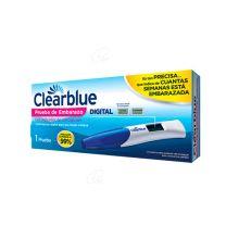Clearblue Digital Test de Embarazo 1 ud