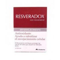 RESVERADOX CON RESVERATROL 30 CAPS