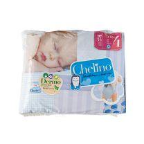 PAÑAL CHELINO INFANTIL T- 4 (9 - 15 KG) 36 PAÑALES