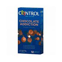 CONTROL SEX SENSES CHOCOLATE ADDICTION 12 U