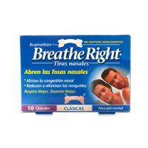 BREATHE RIGHT T- PEQ-MED 10 U