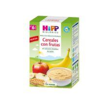 HIPP PAPILLA CEREALES INTEGRALES  CON FRUTAS