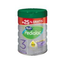 Pedialac 3 Leche de Crecimiento 800 gr +25% Gratis