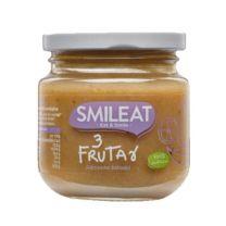 Smileat Tarrito 3 Frutas 130g