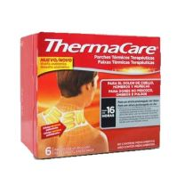 Thermacare Parches Cuello 6 unidades