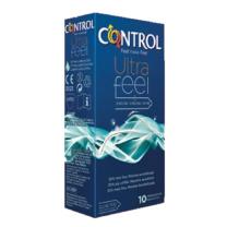 CONTROL ULTRAFEEL PRESERVATIVOS 10 UNIDADES