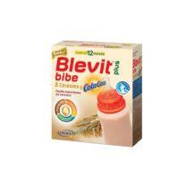 Blevit Plus Bibe 8 Cereales y ColaCao 600gr Papilla para Biberón