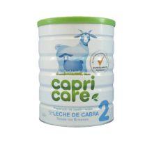 Capricare 2 leche de cabra, 800 G