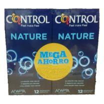 CONTROL NATURE PRESERVATIVOS PACK OFERTA MEGAPRECIO