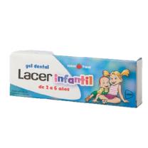 LACER INFANTIL GEL DENTAL 75 ML FRESA