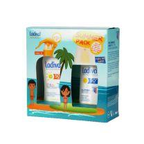 Ladival Summer Pack Spray Niños SPF50 200 ml + Ladival Pieles Sensibles o Alergicas SPF50+ 150 ml