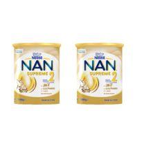Pack Nan Supreme 2 2 x 800 gramos + Toalla