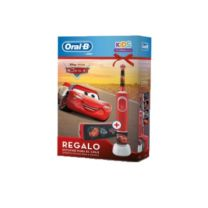 Oral B Kids Pack Cepillo Eléctrico Cars Disney + Estuche.- - Braun