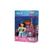 Oral B Pack Princesas Disney Cepillo Eléctrico + Estuche