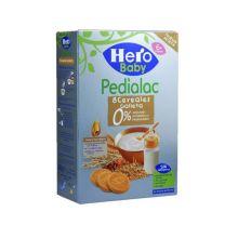 Hero Baby Pedialac 8 Cereales con Galleta